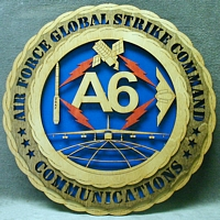 Air Force Global Strike Command A6 Communications Wall Tribute - Click Image to Close