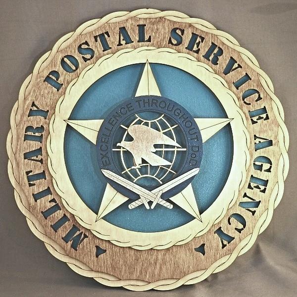 Military Postal Service Agency Logo